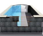 piscine enterrée en beton