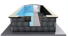Piscine enterr e en b ton mon devis piscine for Piscine hors sol kit beton